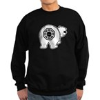 Dharma Bear Sweatshirt (dark)