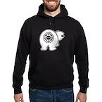 Dharma Bear Hoodie (dark)