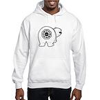 Dharma Bear Hooded Sweatshirt