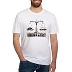 Inside Joke Fitted T-Shirt
