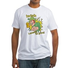 Irish I Were In You! Fitted T-Shirt