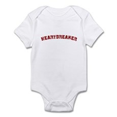 Heartbreaker Infant Creeper