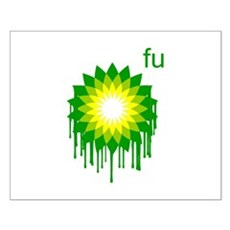 Fuck You BP Small Poster