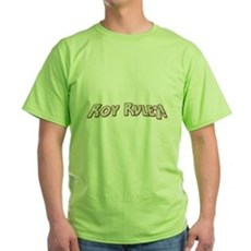 Roy Rules Green T-Shirt