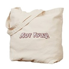 Roy Rules Tote Bag
