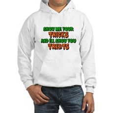 Show Me Your Tricks Hooded Sweatshirt