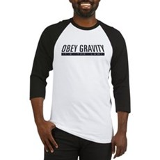 Obey Gravity Baseball Jersey