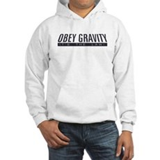 Obey Gravity Hooded Sweatshirt