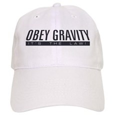 Obey Gravity Cap