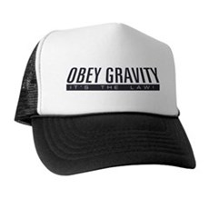 Obey Gravity Trucker Hat
