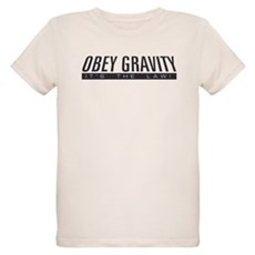 Obey Gravity Organic Kids T-Shirt