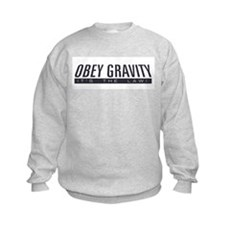 Obey Gravity Kids Sweatshirt