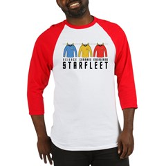 Starfleet Uniforms Baseball Jersey