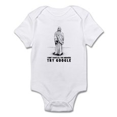 I Don't Have All the Answers Infant Bodysuit