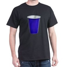 Blue Party Cup T-Shirt
