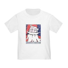 Vintage Merry Christmas Toddler T-Shirt