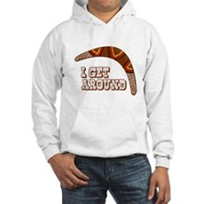 I Get Around Hooded Sweatshirt