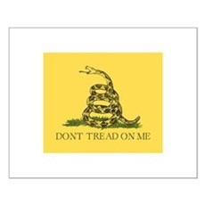 Don't Tread On Me Small Poster