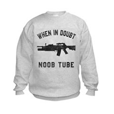 Noob Tube Kids Sweatshirt