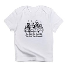 Fah-Rah-Rah-Rah Infant T-Shirt