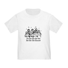 Fah-Rah-Rah-Rah Toddler T-Shirt