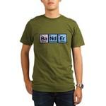 Elements of Banding Organic Men's T-Shirt (dark)