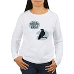 Singer with a Band Women's Long Sleeve T-Shirt