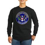 Licensed Bird Bander Long Sleeve Dark T-Shirt