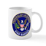 Licensed Bird Bander Mug