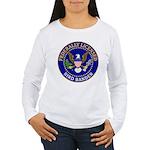 Licensed Bird Bander Women's Long Sleeve T-Shirt