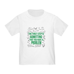 Sheldon's # 73 Organic Baby T-Shirt