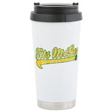 Tits McGee Stainless Steel Travel Mug