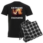 Extreme Firefighter Cozy Pants and Tee