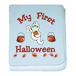 Baby Halloween Blanket