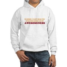 Sound of Awesomeness Hooded Sweatshirt