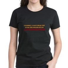 Sound of Awesomeness Womens T-Shirt