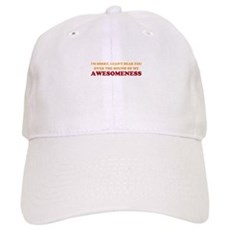 Sound of Awesomeness Cap