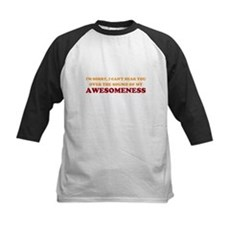 Sound of Awesomeness Kids Baseball Jersey