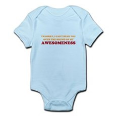 Sound of Awesomeness Infant Bodysuit