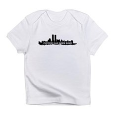 9-11 Justice Has Been Done Infant T-Shirt
