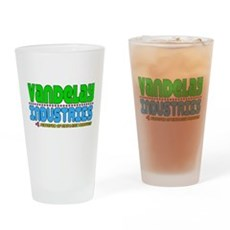 Vandelay Industries Pint Glass