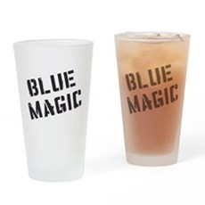 Blue Magic Pint Glass