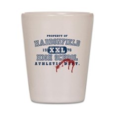 Property of Haddonfield High Shot Glass