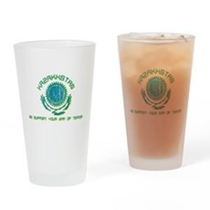 Kazakhstan - We Support Your Pint Glass