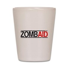 ZombAid Shot Glass