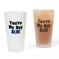 Your My Boy Blue Pint Glass