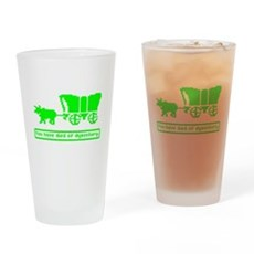 You have died Pint Glass