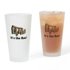 It's the Roc! Pint Glass