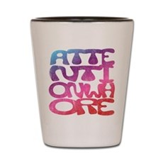 Attention Whore Shot Glass