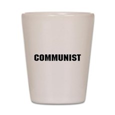 Communist Shot Glass